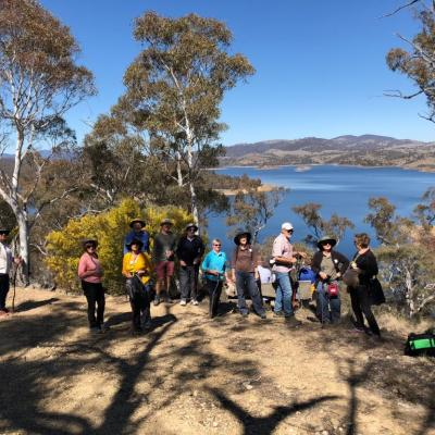 Googong Dam 21 September 2018 Singleton