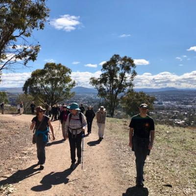 Mt Taylor 2 September 2018 Singleton