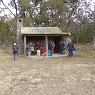 Brandy Flat Hut 4 June 2019